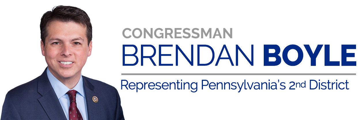 Congressman Brendan Boyle